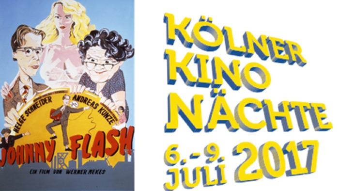 KölnerKinoNächte 2017: Johnny Flash Von Werner Nekes
