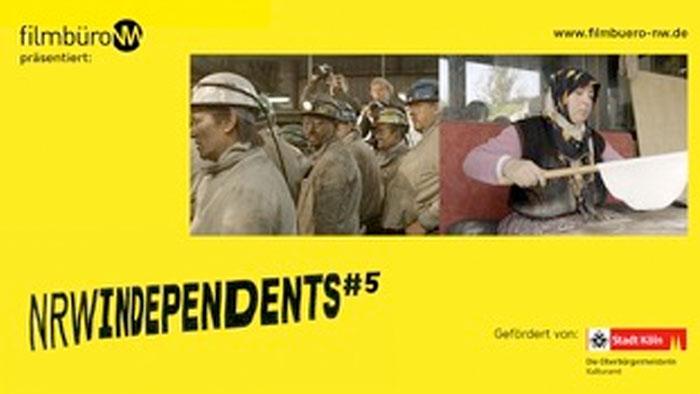 NRW Independents #5 – Filmabend Mit Rainer Komers