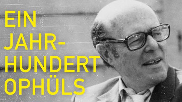 Ein Jahrhundert Ophüls – Filmgeschichte Von Max Ophüls Bis Marcel Ophüls