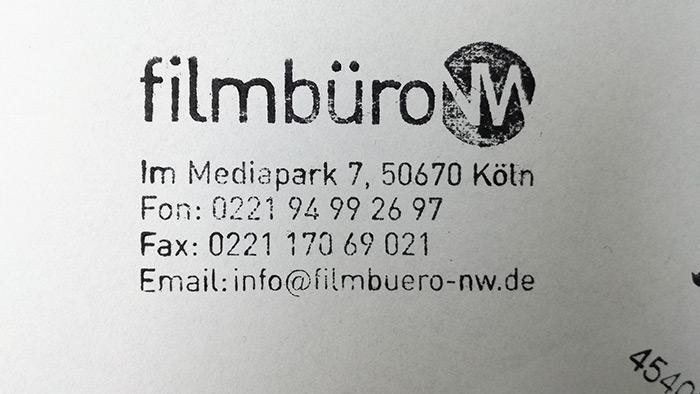 Filmbüro NW Wählt Neuen Vorstand