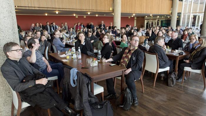 Berlinale-Frühstück Des Filmbüro NW 2017