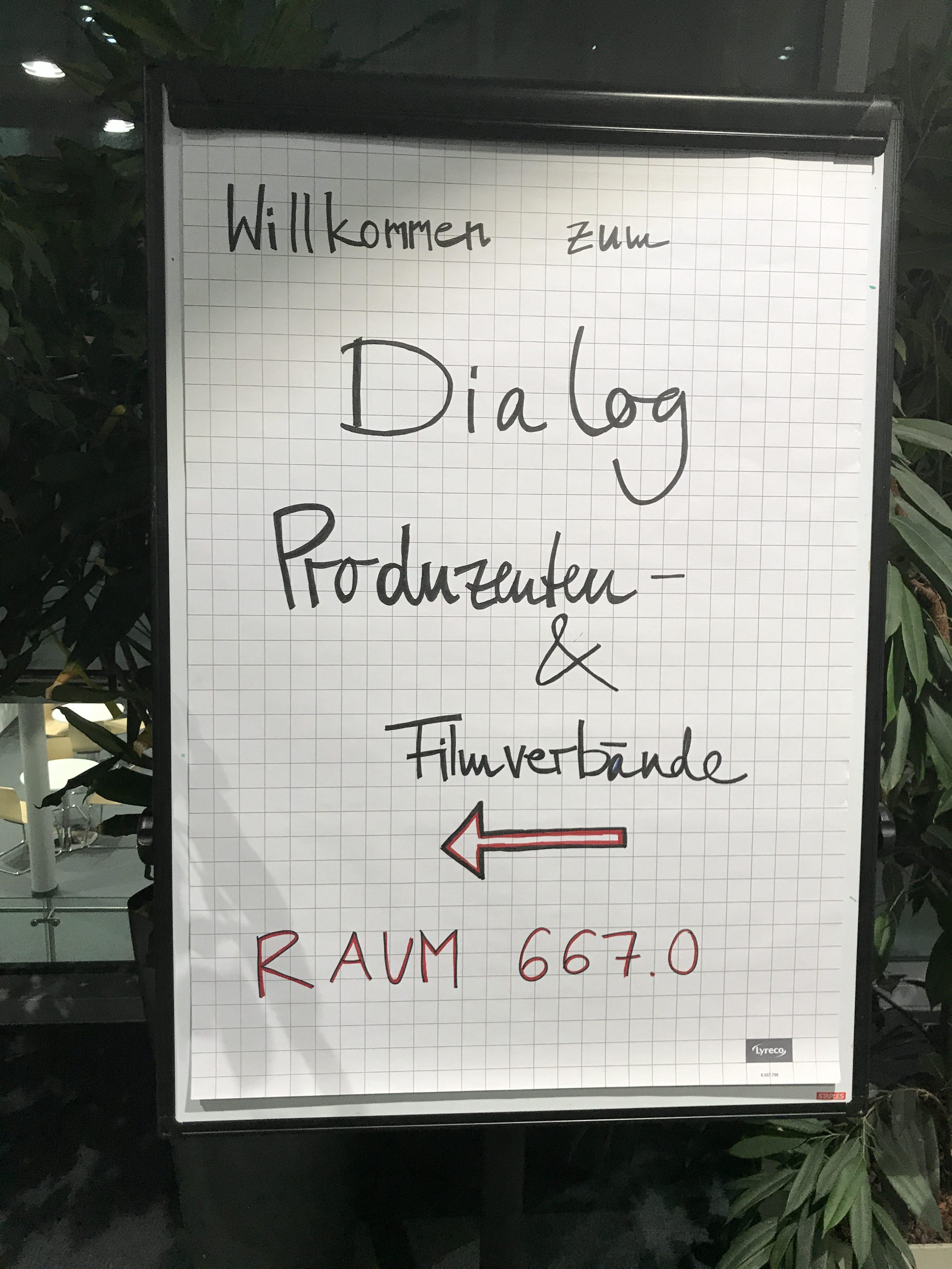 Filmverbände Im Dialog Mit Dem WDR