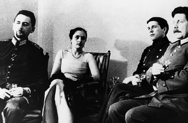 Zwei Filme Von Jean-Marie Straub Und Danièle Huillet – DER FILMABEND FINDET NICHT STATT